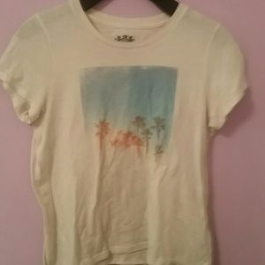 Juicy Couture tropical t-shirt